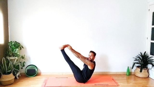 Clase Virayoga | 60 min | Yoga con Arjuna