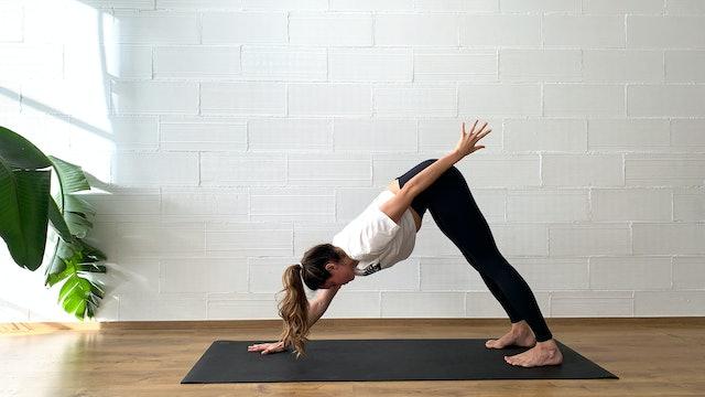 Vi. 13:30 YIIT: Yoga + HIIT   50 min   Yoga con Irene Alda
