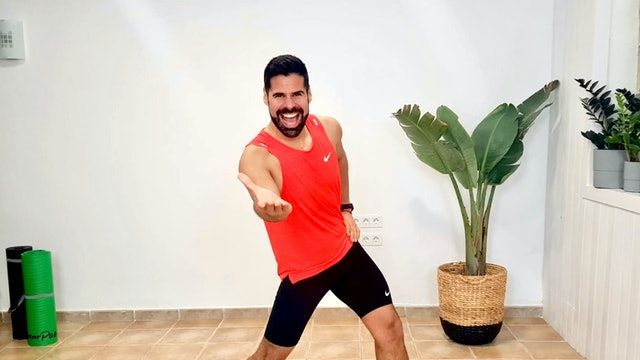 Ma. 20:00 Baile deportivo   50 min   Con Andrés Braganza