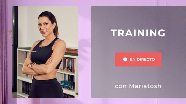 Ma. 9:00 Full Body Training | 50 min ...