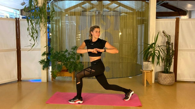 Nike Endurance Training | 30 min | Entrena con Mireia Borrás