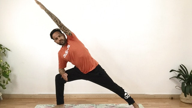 Virayoga genérico | 60 min | Yoga con Arjuna