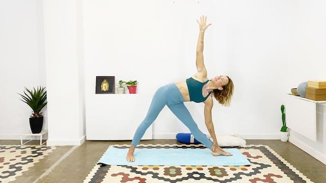 Mi. 7:00 Hatha Yoga | 60 min | Con Ol...