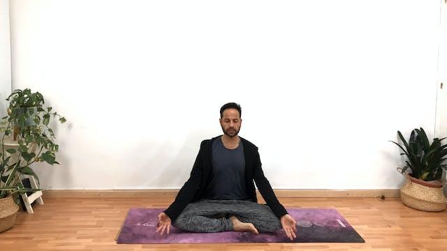Vi. 8:00 Meditación y Pranayama | 60 ...