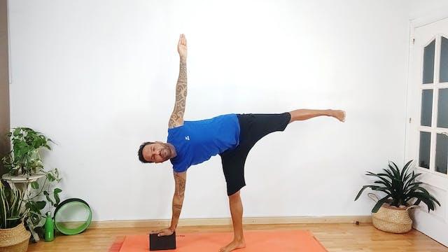 Clase Virayoga | 60 min | Yoga con Ar...