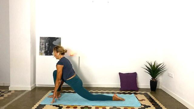 Clase de Yoga | 60 min | Entrena con Olga Bru