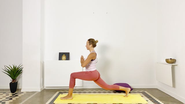 Mi. 7:00 Yoga restaurativo | 60 min |...