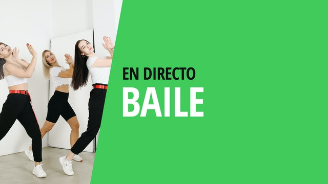 Ju. 10:00 Baile deportivo | 50 min | Ejercicio con Andrés Braganza