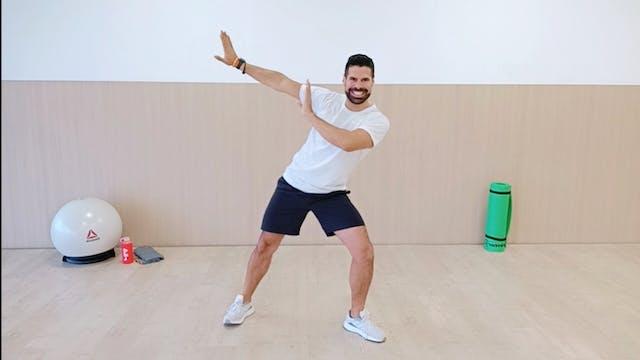 Baile deportivo | 50 min | Baila con ...