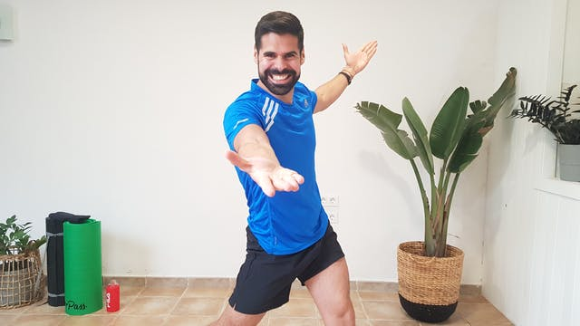 Baile deportivo | 50 min | Pierde pes...