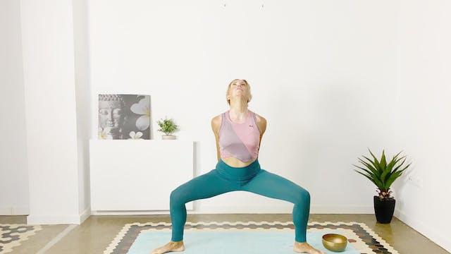 Yoga en casa | 60 min | Clase de yoga...