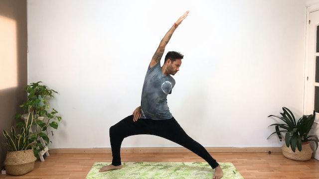 Clase de Virayoga | 60 min | Yoga con Arjuna
