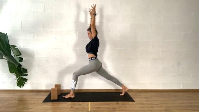 Yoga en casa | 60 min | Clase de yoga con Irene
