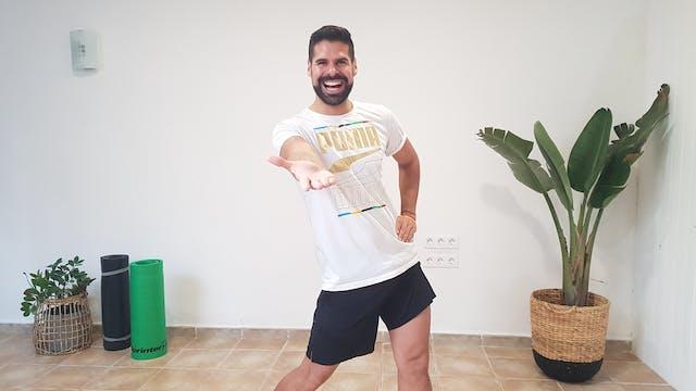 Baile deportivo | 50 min | Ejercicio ...