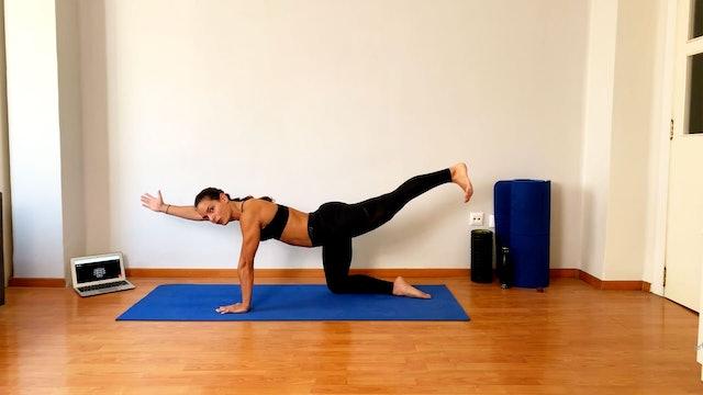 Total body Training   50 min.   Estefanía Gutiérrez
