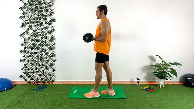 Training brazos y abdomen | 50 min | ...