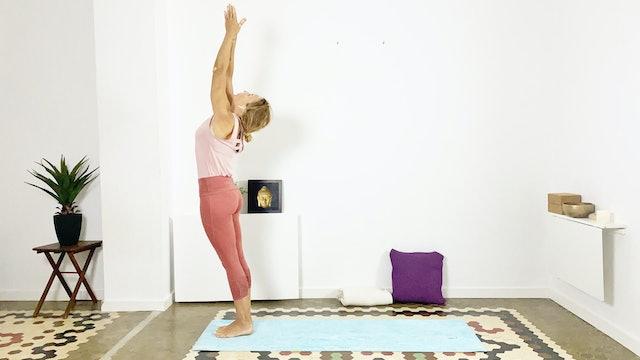 Mi. 19:00 Yoga   60 min   Clase de yoga con Olga Brú