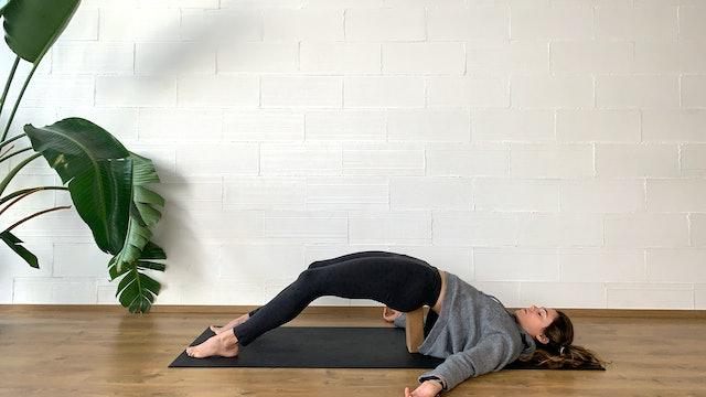 Ju. Yoga suave   8:00   Yoga con Irene Alda