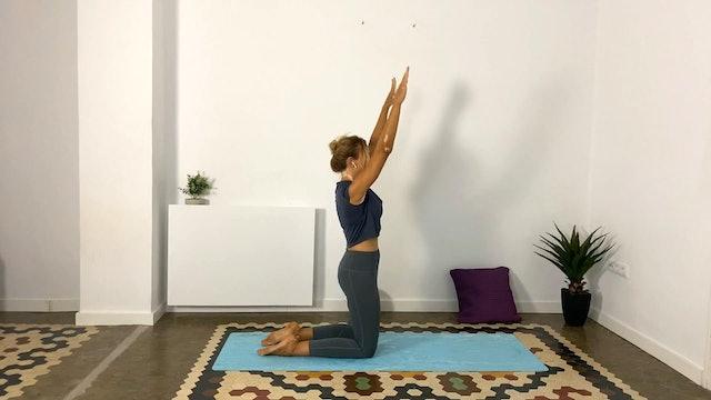 Pilates | 50 min | Entrena en casa con Olga Bru