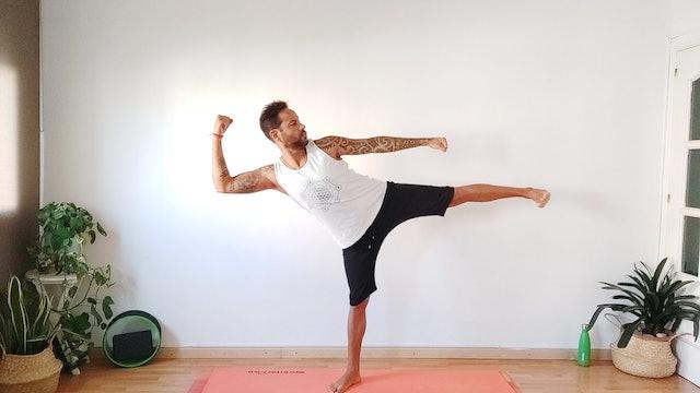 Virayoga | 60 min | Yoga con Arjuna