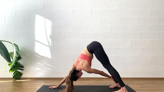 Vi. 13:30 YIIT: Yoga + HIIT | 50 min | Entrena con Irene Alda