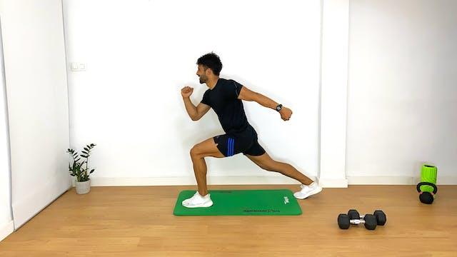 Lu. 10:00 Training: full body + abs |...