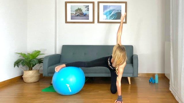 Pilates suave | 50 min | Pilates con ...