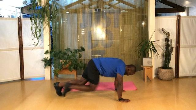 Total Body | 50 min | Entrena con Jonathan Mengeli