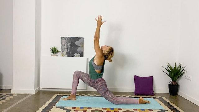 Yoga desde casa | 60 min | Yoga con Olga Bru