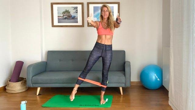 Sesión de pilates | 50 min | Pilates ...