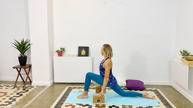 Lu. 19:00 Clase de yoga | 60 min | Yo...