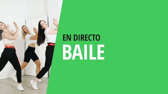 Ju. 20:00 Baile deportivo   50 min   Muévete con Gemma Marín