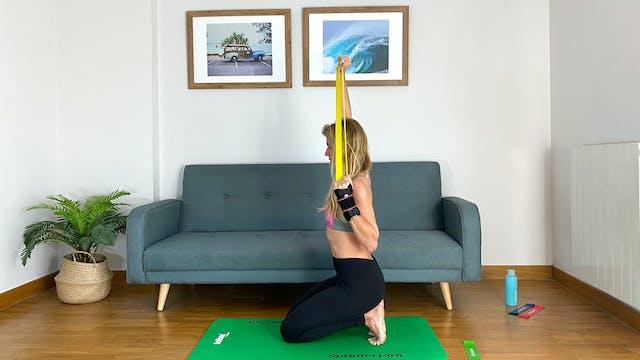 Ma. 10:00 Pilates: espalda y brazos |...