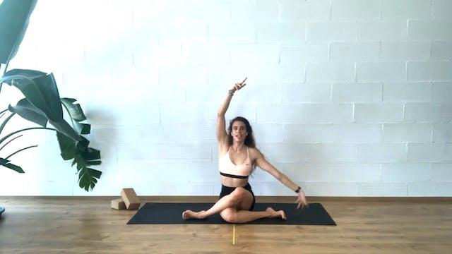 Yoga en casa | 60 min | Con Irene Alda