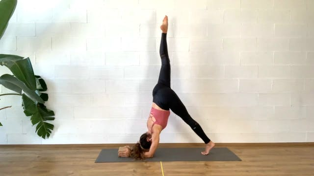 Yoga | 60 min | Clase de yoga con Irene