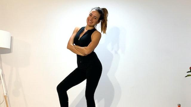 Ma. 10:00 Baile deportivo   50 min   Muévete con Gemma Marín