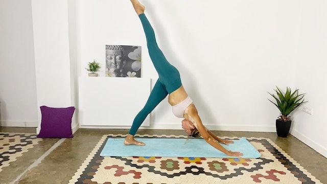 Sesión de Yoga - Vinyasha | 60 min | Yoga con Olga Bru