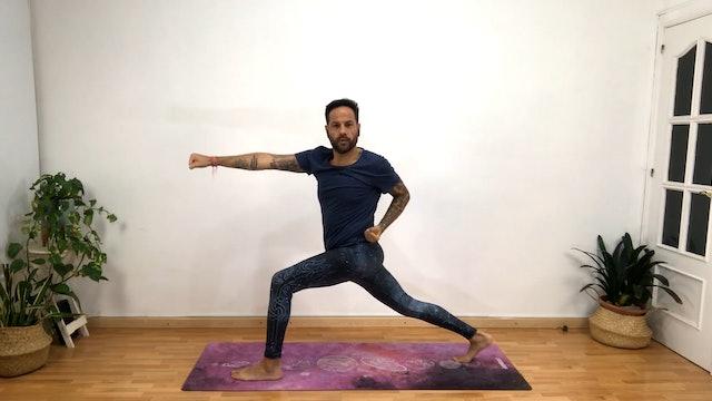Virayoga: Flexibilidad   60 min   Con Arjuna