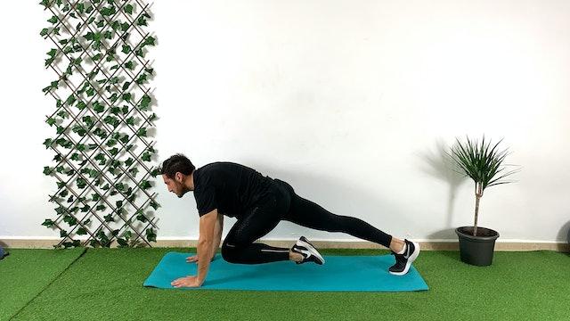 Core Training | 15 min | En forma con Kuuuxy