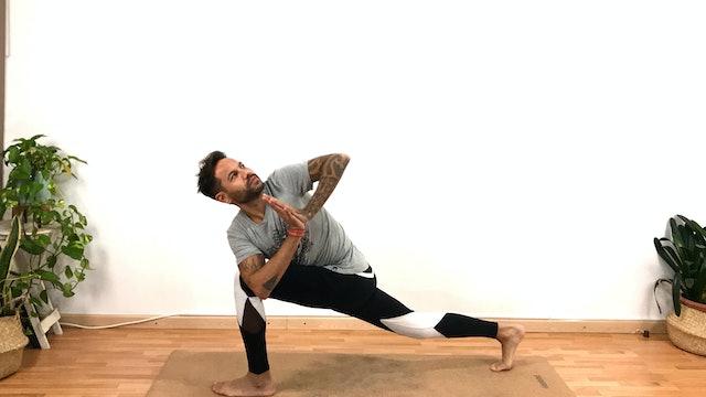 Virayoga | 60 min | Yoga con Ajuna