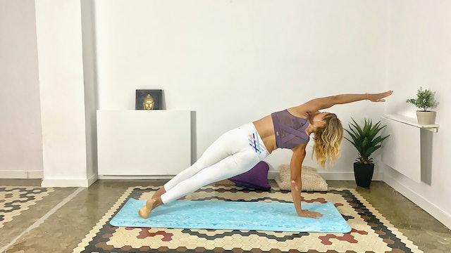 Hiit Yoga | 60 min | Yoga con Olga Brú