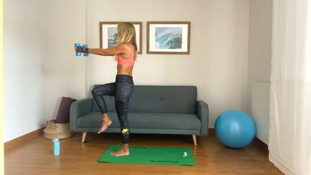 Pilates | 50 min | Clase con Elisa