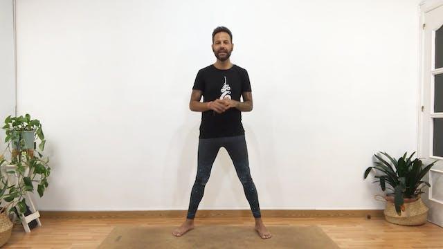 Día 18: Virayoga con Arjuna