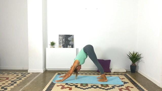 Yoga Multistyle | 60 min | Yoga con Olga Bru