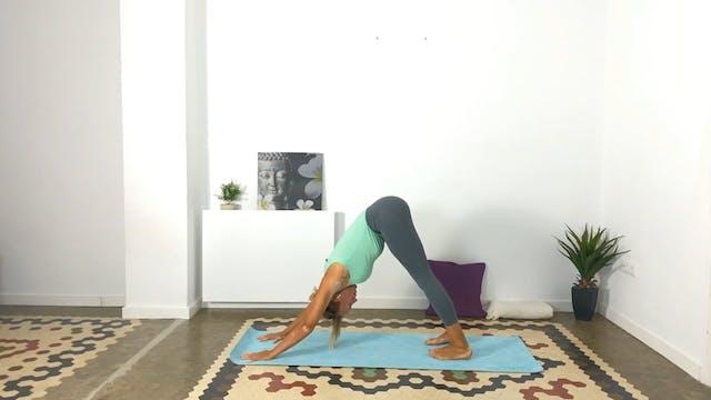 Yoga Multistyle | 60 min | Yoga con O...