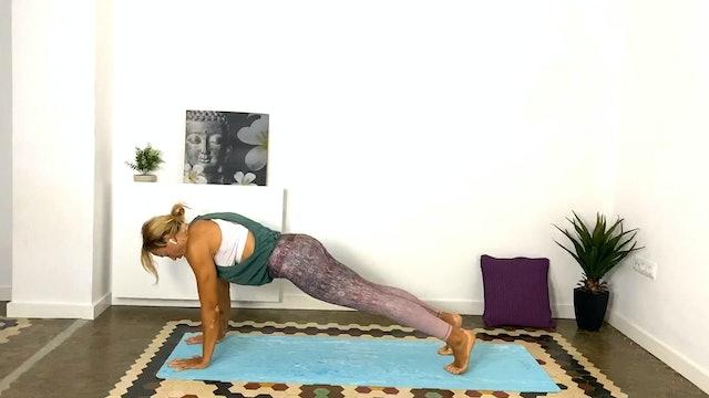 Yoga Vinyasa | 60 min | Yoga con Olga Bru