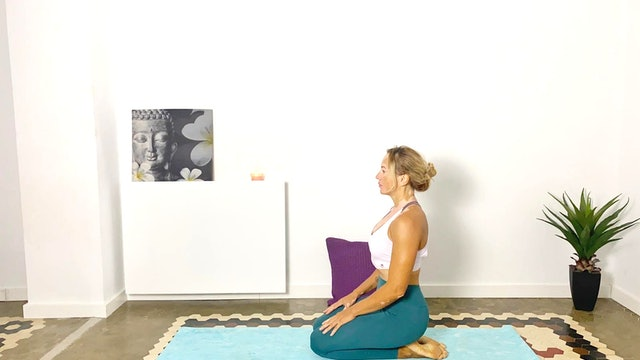 Yoga Vinyasa | 60 min | Clase con Olga Bru