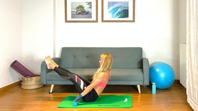 Clase de Pilates | 50 min | Pilates c...