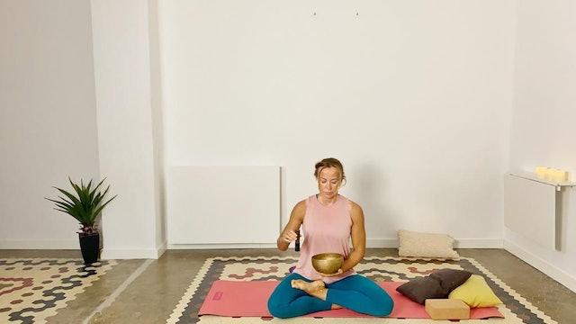 Yoga restaurativo | 60 min | Yoga con Olga Bru