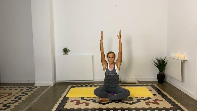 Yoga en casa | 60 min | Yoga con Olga...